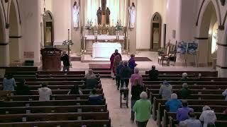 5.14.21 Daily Mass at St. Joseph's