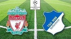 Liverpool FC – TSG Hoffenheim | Champions-League-Playoff (Rückspiel 23. August 2017)