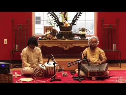 Classical Indian Music with Santoor Maestro Pt Tarun Bhattacharya & Anirban Roy Chowdhury