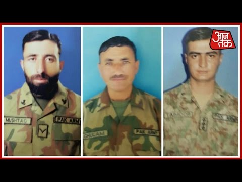 3 Pakistan Army Soldiers Killed In Exchange Of Fire With Indian Troops