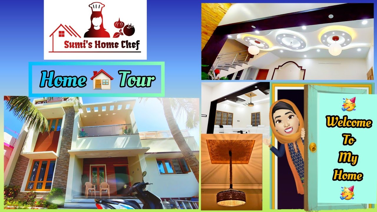Download My Home tour 🤷🏻♀️ / Indian contemporary home tour / 4 BHK Indian home / Home tour in Tamil