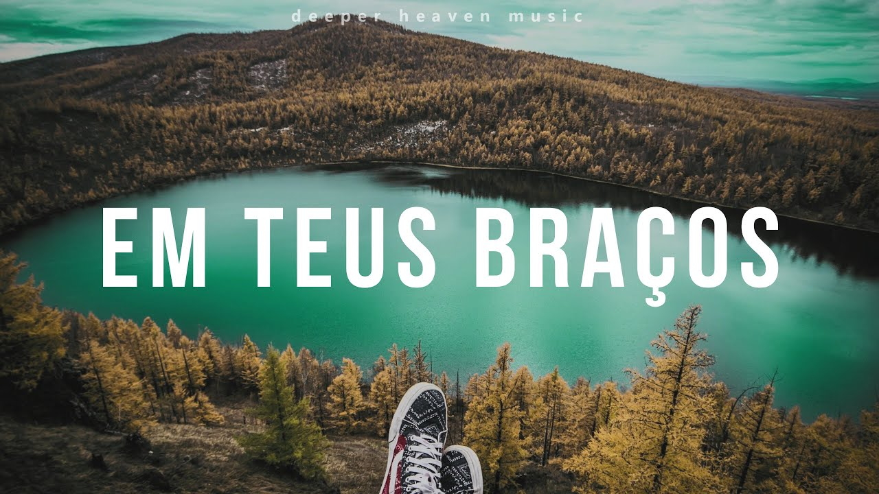 Em Teus Braços - Laura Souguellis   Instrumental Worship / Fundo Musical