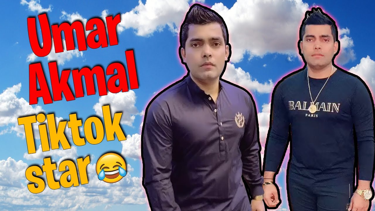 Download Umar Akmal is the new TIKTOK Star - Nomi