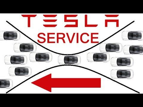 Did Elon Musk Just Fix Tesla's Service Center Bottlenecks?