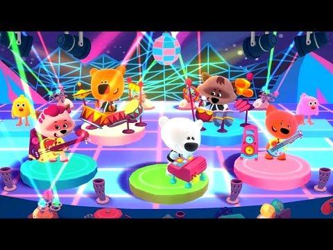 Ми ми мишки Большой концерт музыкальная Игра с любимыми персонажами Мультсериала