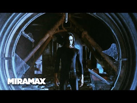 The Crow | 'Flashback' (HD) | Brandon Lee | 1994