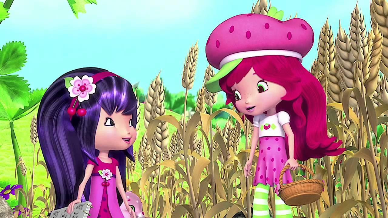 Strawberry Shortcake Girl Wallpaper Cerecita Brilla Como Una Estrella Rosita Fresita Youtube