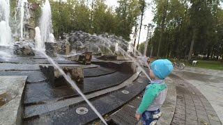 Фонтан Парка победы Минск