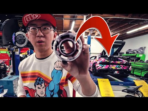 MY SUPERCHARGED LAMBORGHINI IS BROKEN...   *ALEX CHOI VLOG*