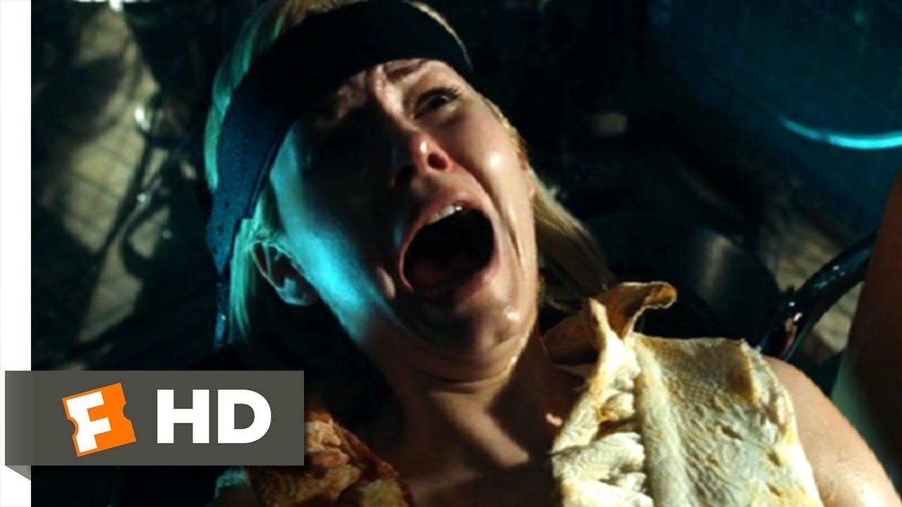 Captivity (3/12) Movie CLIP - Acid Shower (2007) HD - YouTube