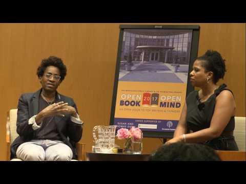 Open Book / Open Mind: Jacqueline Woodson in Conversation with Tayari Jones MPL June 16 2017