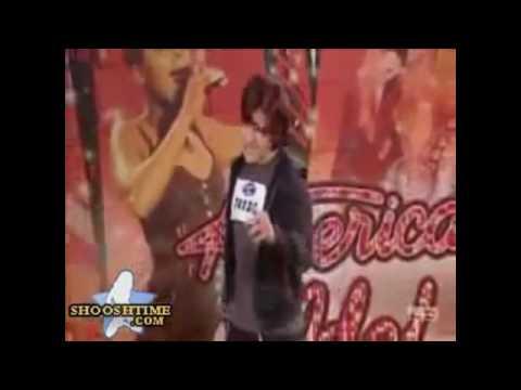 American Idol Screamo (metal background) remix!