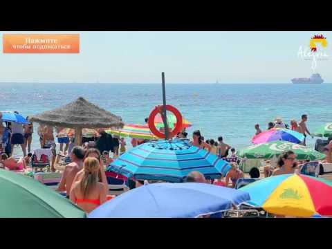 Torrevieja (Alicante). Playa Del Cura