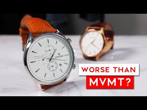 Vincero Watch Review | Worse Than MVMT?