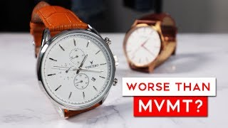 Vincero Watch Review | Worse Than MVMT?