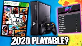 GTA 5 Online on Xbox 360 in 2020! (Is it Playable?)