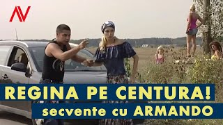 ARMANDO o vinde pe REGINA pe Centura!  -  AUGUSTIN VIZIRU  - LAURENTIU LICA (secvente  showreel)