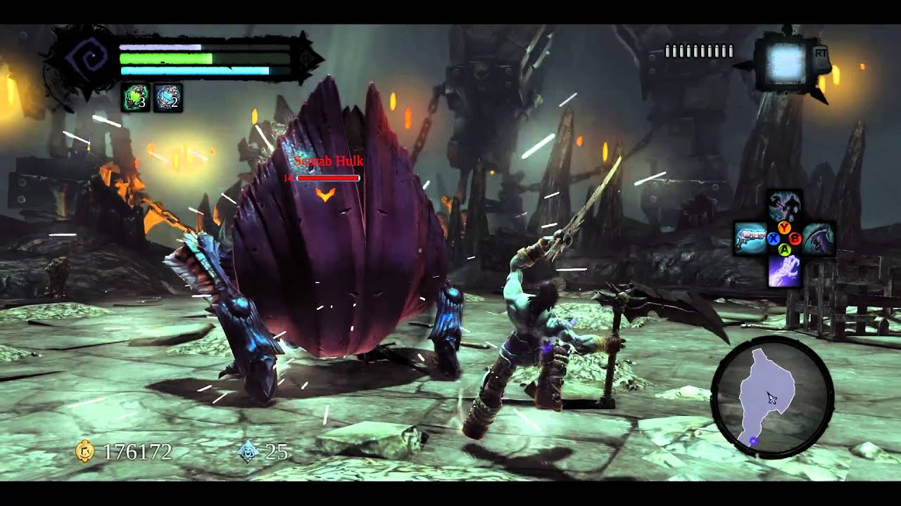 How to run Darksiders 2 on a very weak 2000 PC 21