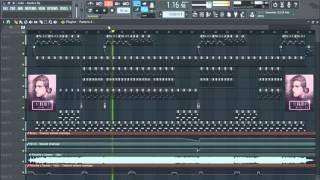 Calor - Falsetto y Sammy ORION | Remake Instrumental MP3 + FLP GRATIS | NeoKriz