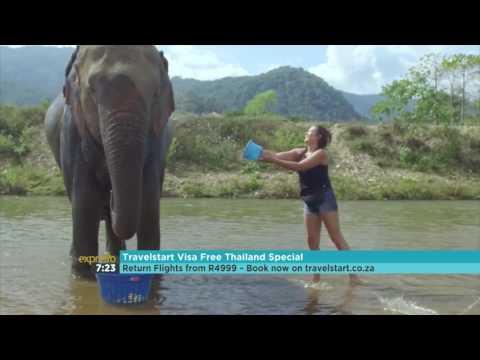 Travelstart Visa Free Thailand Special