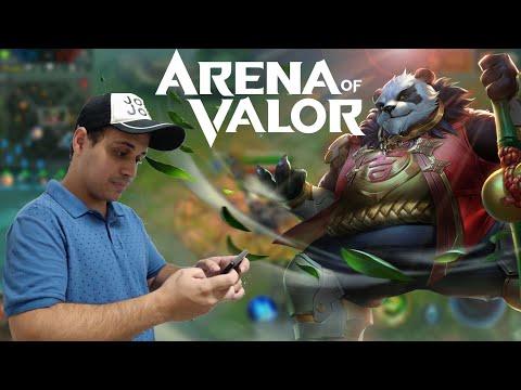 Arena of Valor - Zuka - Vale a Pena? Primeiras impressões