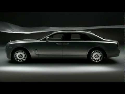 2013 Rolls Royce Ghost EWB In Detail Beauty Shots Commercial Carjam TV HD Car TV Show