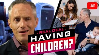 HOW BRINGING CHILDREN CHANGED OUR RELATIONSHIP - Brian Rose's Real Deal
