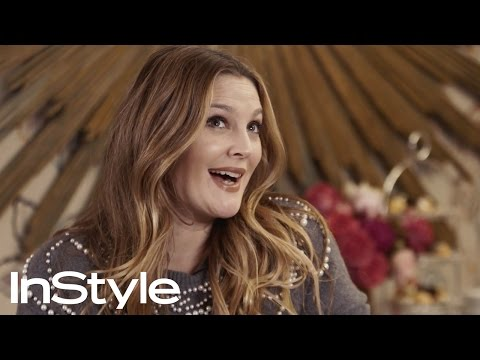 Drew Barrymore Plays Never Have I Ever-Beauty Edition | InStyle