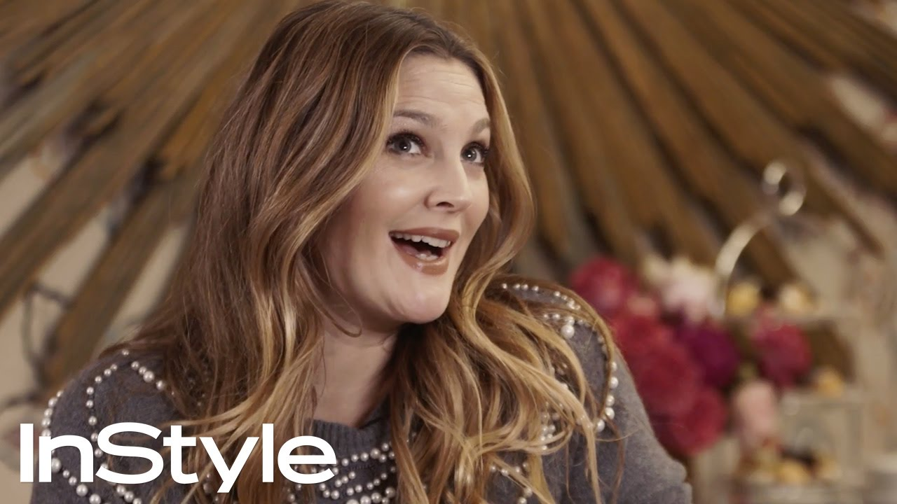 Watch - Drew Barrymore's Impression of Her Kid Is Hilarious video