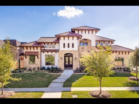 Mediterranean home by Renaissance Homes, DFW - John Jeffords