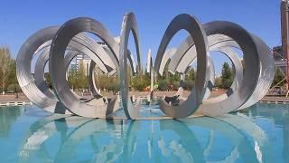 "Астана (Нур-Султан) ""Летним днем"" часть 2  Astana (Nur-Sultan) ""Summer Day"" part 2"
