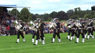 Indian Navy Band Perth Salute Event North Inch Park Perth Perthshire Scotland