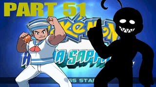 Pokemon α Sapphire Nuzlocke (Part 51)- Tinker Tailor Soldier Sailor