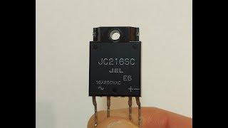 Компактное твердотельное реле SSR на 8А 16А 220В JC216SC S216S02 обзор тестирование