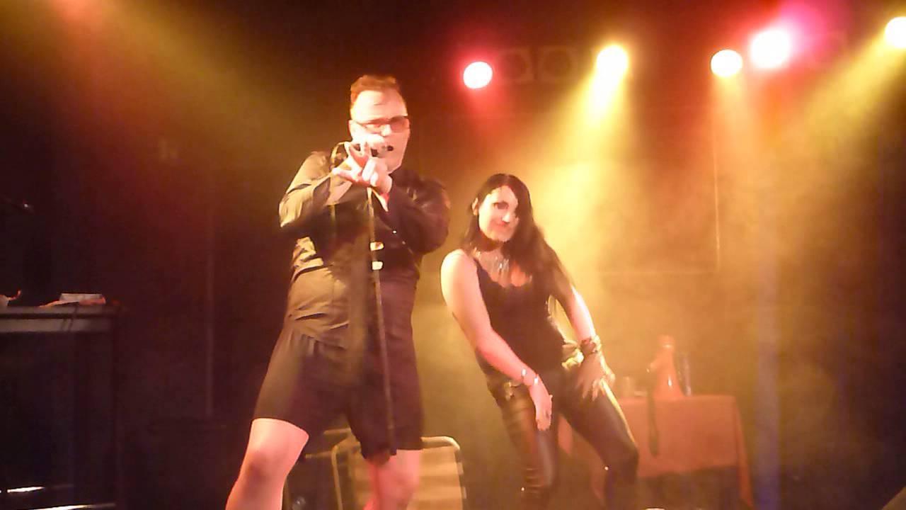 Tomas Tulpe - Mädchen ohne BH - live im K 17 20.9.2014