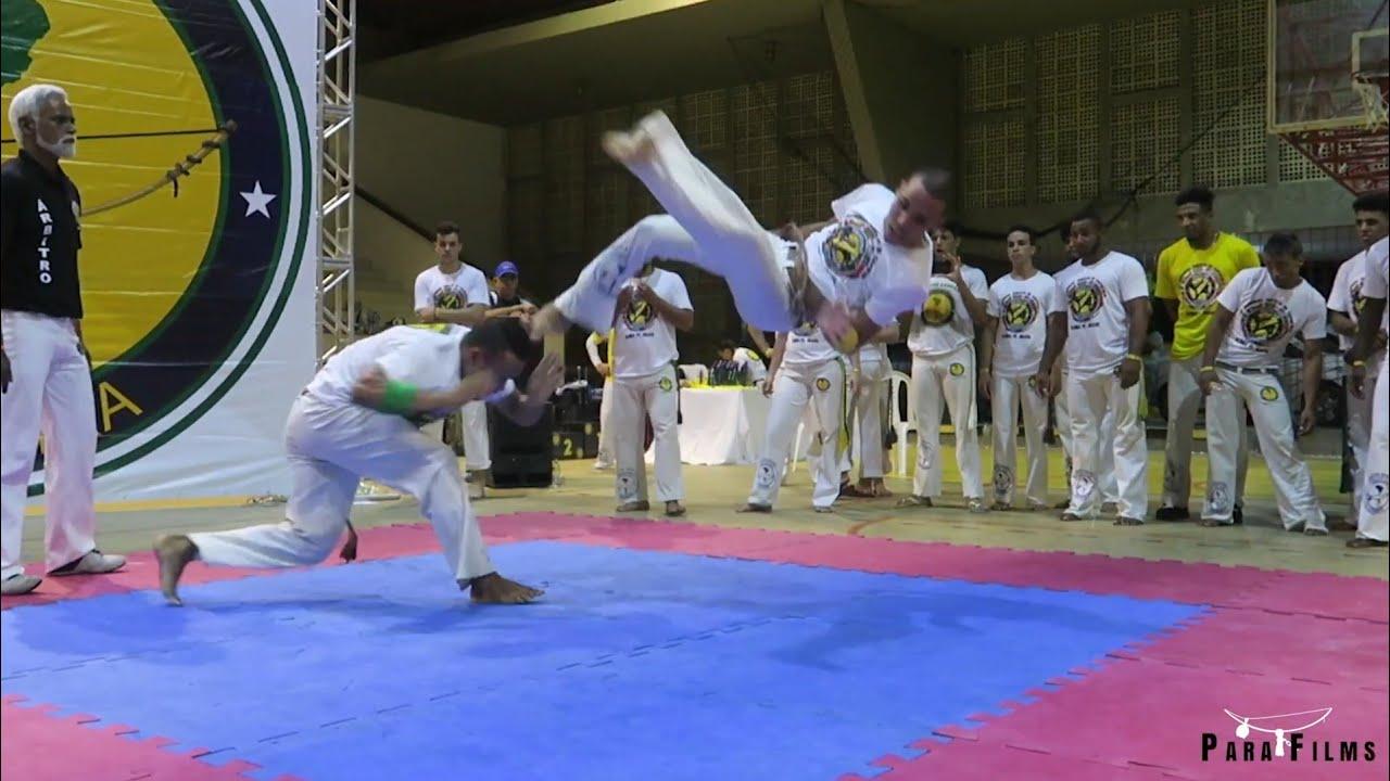 Grupo Axé Capoeira 2° Mundial Recife PE, Mestre Barrão