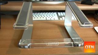 Griffin Elevator Laptop Stand Review