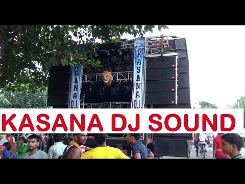 Kasana dj meerut no 1 dj sound YouTube
