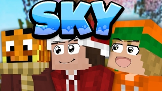 Unsere Insel 「Minecraft SKY」
