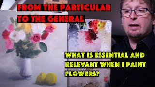 #2 Episode Time lapse demonstration I paint roses by Gianluca Rotelli