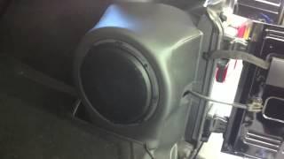 Jeep Wrangler Jk Custom Side Pannel Sub Box