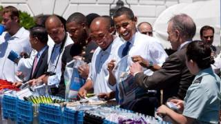 President Obama, Service with the Steelers