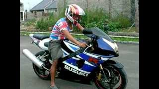 for sale suzuki gsx 1000r k4 thn 2004 test drive mp4