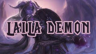 Laila Demon (Black Rook Hold) - World of Warcraft Legion Music