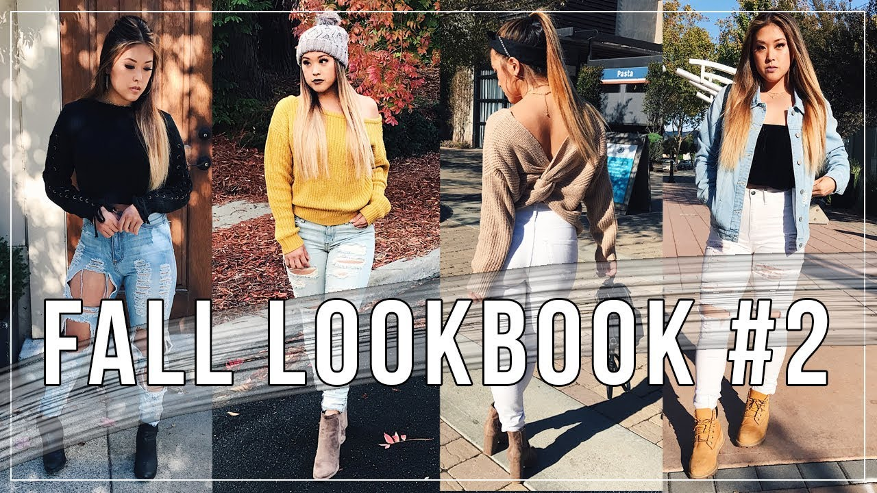 [VIDEO] - Fall Lookbook #2 | Fall in the Bay Area | xomelrous 5