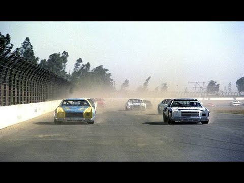 NASCAR in Southern California - Ontario Motor Speedway (1971-1980)