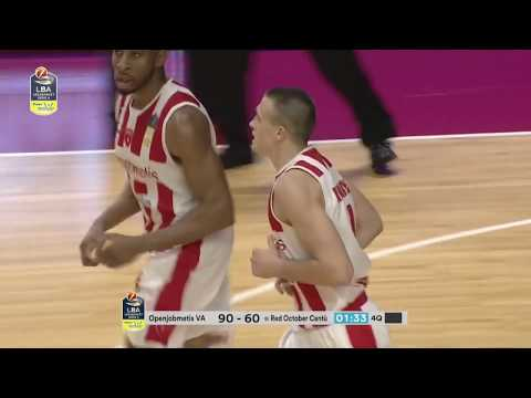 HIGHLIGHTS / Openjobmetis Varese - Red October Cantù 95-64