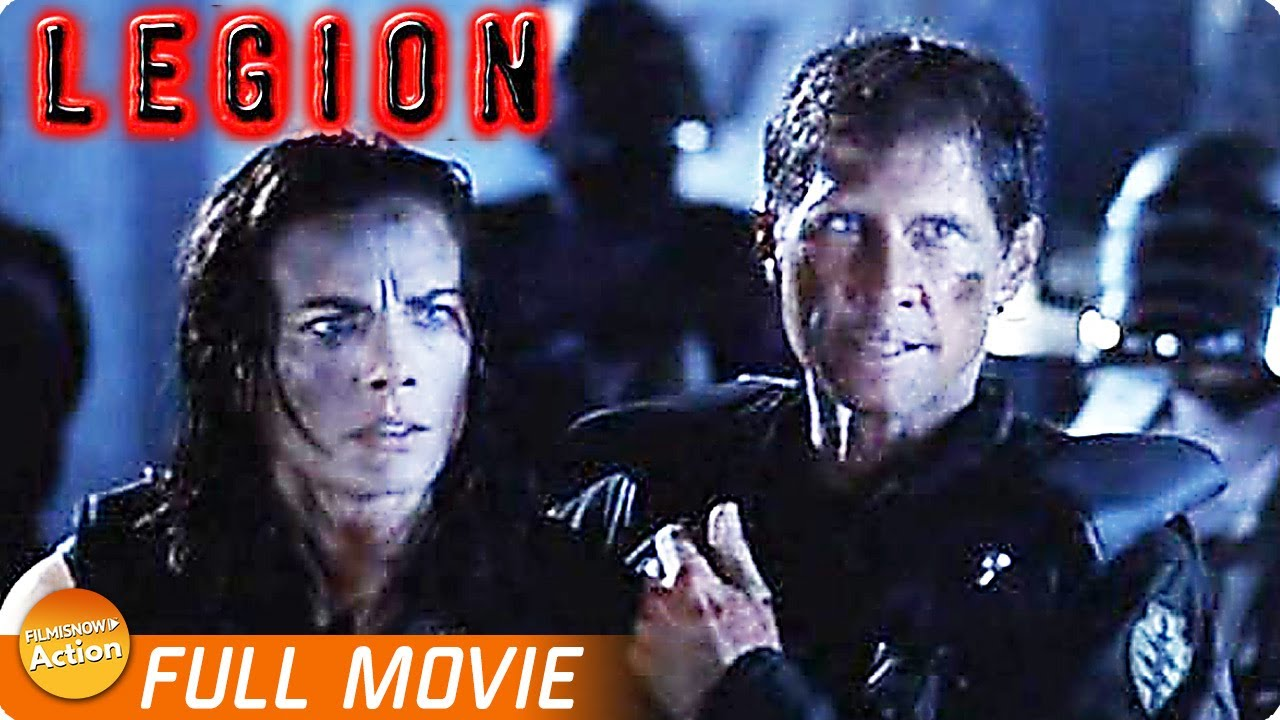 Download LEGION | FULL ACTION MOVIE | BEST HOLLYWOOD CLASSIC ACTION MOVIES