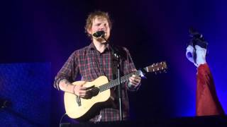 Ed Sheeran - Everything You Are / Kiss Me / Have I Told You Lately That I Love You?