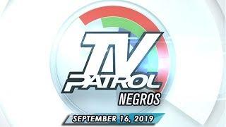 TV Patrol Negros - September 16, 2019